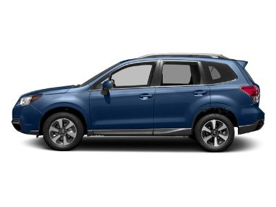 2018 Subaru Forester 2.5i Limited (Quartz Blue Pearl)