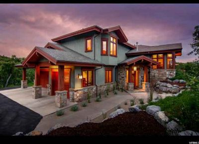 4278 Moosehollow 5 Park City Four BR, Impeccable Artistic