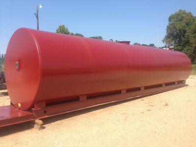 2018 CUSTOM BUILT 10,000 Gallon Tank