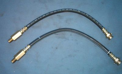 Purchase Corvette GTO Cutlass Tempest front brake hose 1963-1972 motorcycle in Westchester, NY, US, for US $26.95