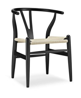 Wishbone Modern Style Dining Chair 4 Colors