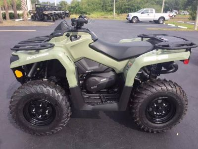 2017 Can-Am OUTLANDER STANDARD Utility ATVs Hobe Sound, FL