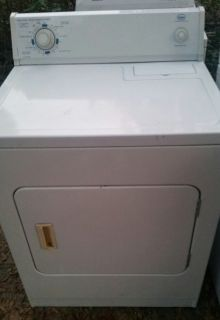 Whirlpool roper heavy duty extra large capacity dryer