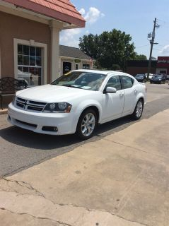 2013 Dodge Avenger R/T (White)