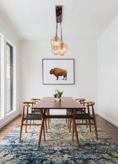 Custom Mid Century Modern Dining Table