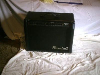 $250 RANDAL RG75 guitar AMP