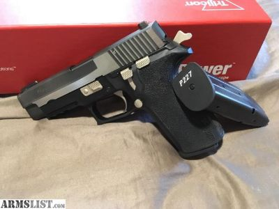 For Sale: Sig Sauer P227 Equinox