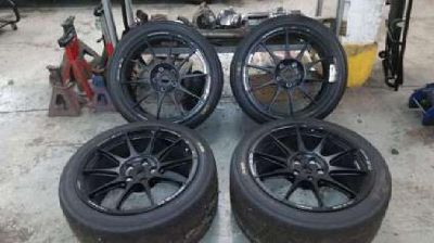 O Z Racing Wheels