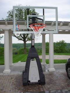 Portable Basketball Hoop Installation – Any Assembly