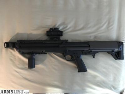 For Sale: KSG shotgun for sale