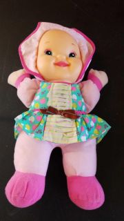 Baby's first- Laughing doll