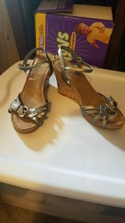 Size 8.5 wedges