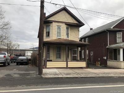 3 Bed 1 Bath Foreclosure Property in Cumberland, MD 21502 - Industrial Blvd E