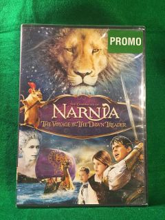 Narnia DVD The Voyage of the Dawn Treader New