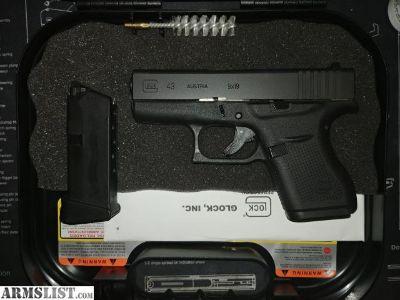 For Sale: Glock 43 - LNIB