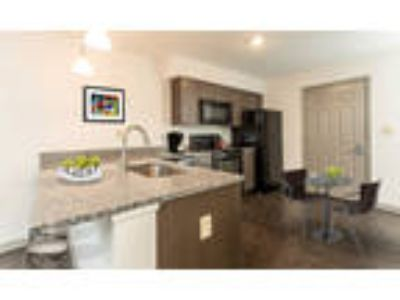 Greenwood Cove Apartments - One BR, 1.5 BA 815 sq. ft.