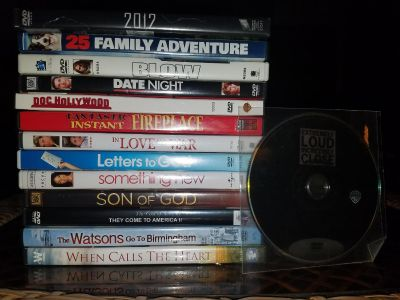 Pre-owned DVD'S