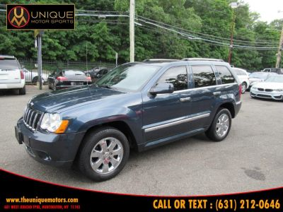 2010 Jeep Grand Cherokee Limited (Modern Blue Pearl)