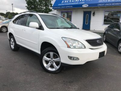 2005 Lexus RX 330 Base (Crystal White)