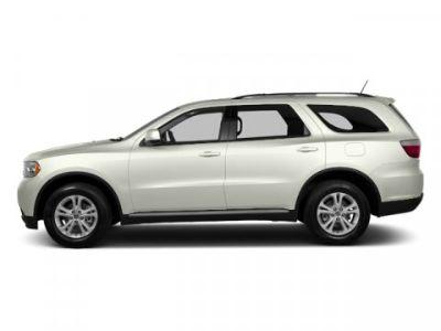 2013 Dodge Durango SXT (Bright White)