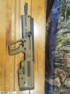 For Sale: Tavor 5.56 in FDE