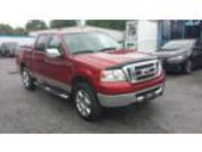 2008 Ford F-150 XL SuperCrew Short Bed 4WD, 106,968 miles