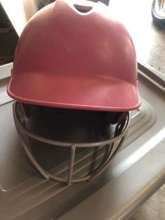 ADIDAS used batting helmet