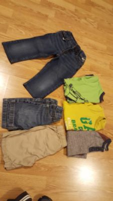 Size 5T Brand name lot.