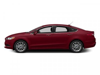 2018 Ford Fusion SE (Ruby Red Metallic Tinted Clearcoat)