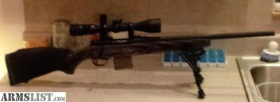 For Sale/Trade: Mossberg MVP Preditor 5.56 with 3x9x40 scope