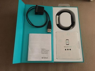 New-never used Fitbit Alta HR!