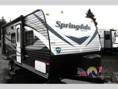 New 2018 Keystone RV Springdale 202QBWE