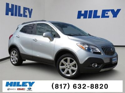 2015 Buick Encore Leather (Silver)
