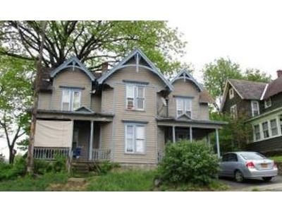 4 Bed 2 Bath Foreclosure Property in Gloversville, NY 12078 - Addison St # 2