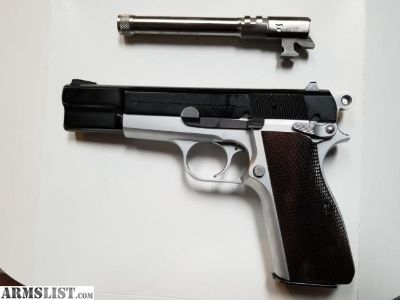 For Sale: Browning HP 9mm