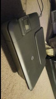 HP Desk jet 3050A All in one wireless scanner and printer