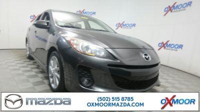 2012 Mazda Mazda3 s Touring (Graphite Mica)