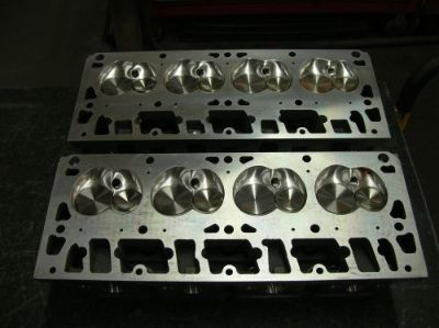 Purchase LS1 LS2 LS6 GEN3 CNC PORTED CYLINDER HEADS COMPLETE RHS CNC PORTED LS1 LS2 LS6 motorcycle in Medina, Ohio, United States, for US $2,850.00