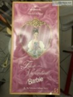 LIMITED EDITION BARBIES