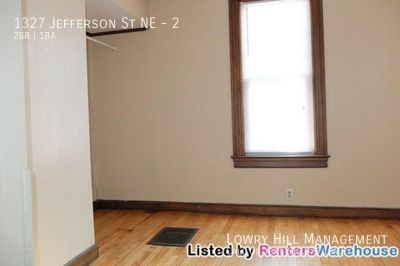 1327 Jefferson St NE, - 2 - 2 beds, 1 full bath