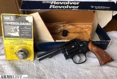 "For Sale: Smith-Wesson 547 4"" 9mm"