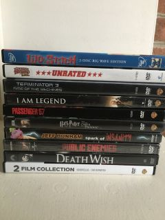 Selection of Movies