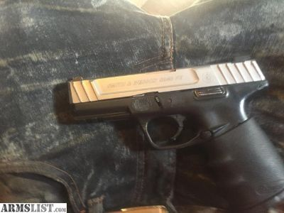 For Sale: S&W SD40VE