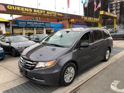 2015 Honda Odyssey 5dr LX (Modern Steel Metallic)