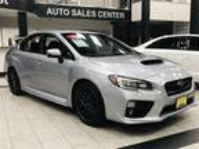 Used 2017 SUBARU WRX For Sale