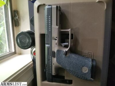 For Trade: Whatcha got for a Cz p10c with HB industries trigger and textured grip