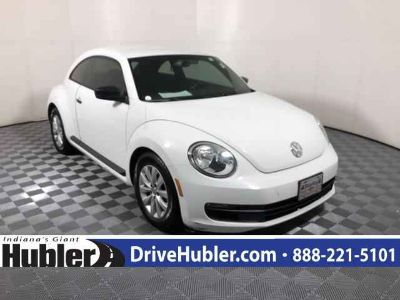 Used 2014 Volkswagen Beetle 2dr Auto PZEV