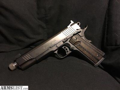 For Sale: Remington R1 enhanced 1911 with threaded barrel