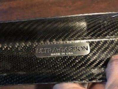 67-68 camaro/firebird carbon fiber rear bumper