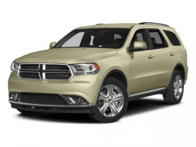 2015 Dodge Durango Crew (Brilliant Black Crystal Pearlcoat)